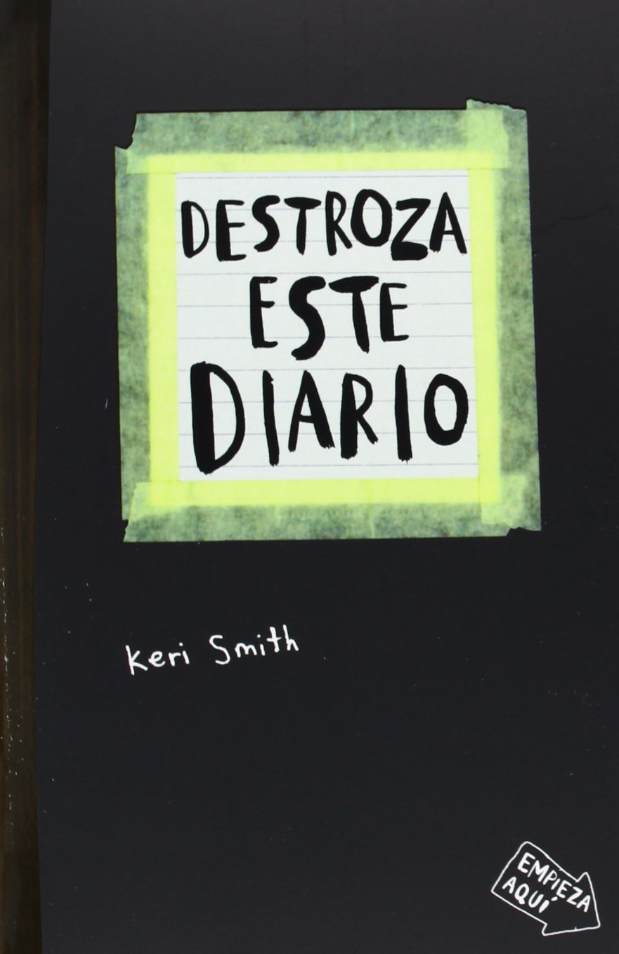 Destroza este diario Keri Smith