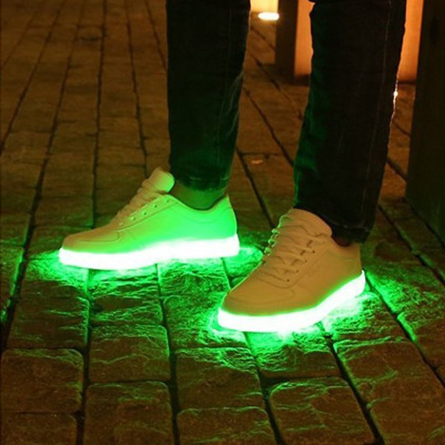 LED Sneakers by Acever