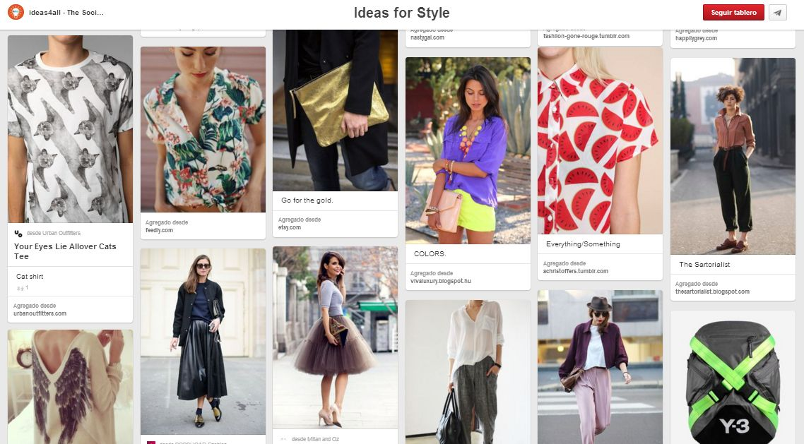 pinterest ideas4all fashion