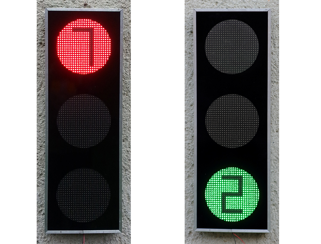 traffic light idea